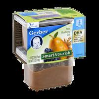 Gerber® Smart Nourish 2nd Foods Pear Blueberry Oat