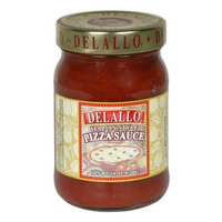 Delallo Pizzeria Style Pizza Sauce, 14 oz, - Pack of 12