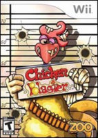 Zoo Games Chicken Blaster - Game Only
