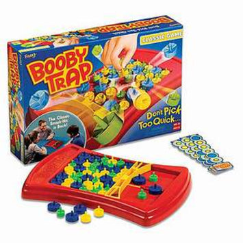 Fundex Games Booby Trap Ages 4+, 1 ea