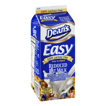 Dean's Easy Milk Reduced Fat 100% Lactose Free