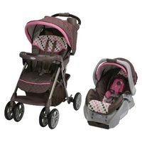 Graco Alano Classic Connect Baby Travel System - Darla