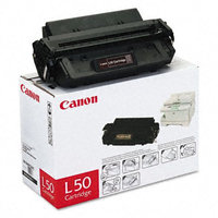 Canon L50 Laser Toner Cartridge 5000 Page Yield Black