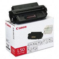 Canon L50 Laser Toner Cartridge 5000 Page Yield Black