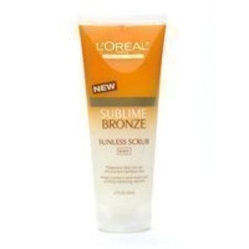 L'Oréal Paris Sunless Sublime Bronze Body Scrub