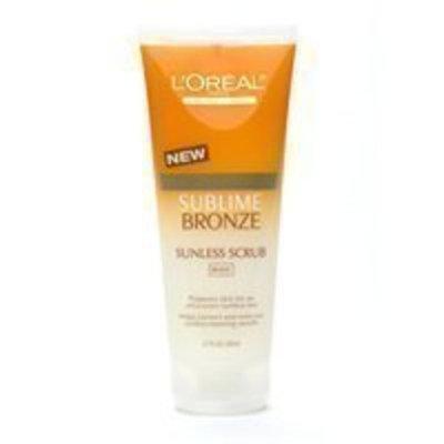 L'Oréal L'Oréal Sunless Sublime Bronze Body Scrub - 6.7 Oz