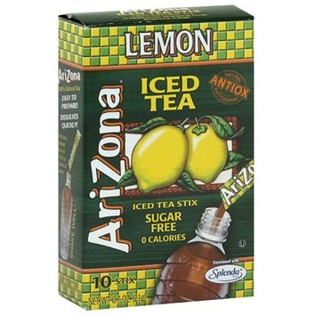 AriZona Sugar Free Lemon Iced Tea Stix