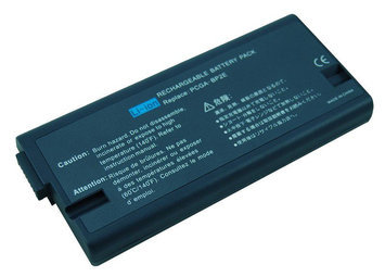 Laptop Battery Pros Sony: VAIO PCG-GR100,200,300 Series, VAIO PCG-GR Series, BP2E, BP2A