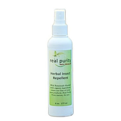 Real Purity, Herbal Insect Repellent, 6 oz (177 ml)