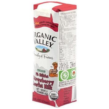 Organic Valley® Strawberry Lowfat Milk