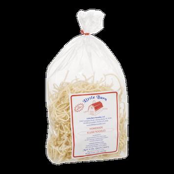 Little Barn Homemade Noodles Kluski