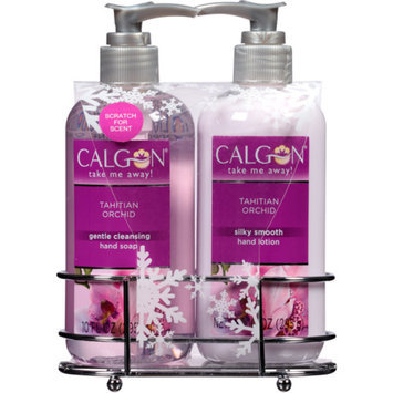 Calgon Tahitian Orchid Hand Gift Set, 2 pc