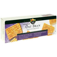 Health Valley Crackers, Graham Oat Bran, 7-Ounce Boxes (Pack of 6)