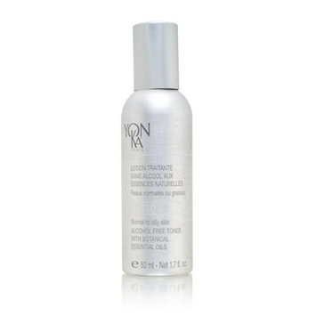 Yonka Lotion Traitante Alcohol Free Toner 50ml/1.7oz - Normal to Oily Skin