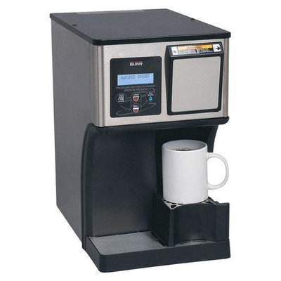 BUNN - MyCafe AP AutoPOD 16 oz. Auto Eject Pod Brewer - Multi
