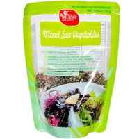 Sea Tangle Noodle Company, Mixed Sea Vegetables, 6 oz (170 g)