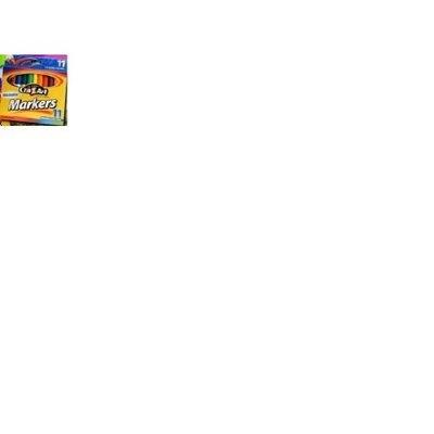 Cra Z Art Crazart 11 Count Classic Colors Washable Markers