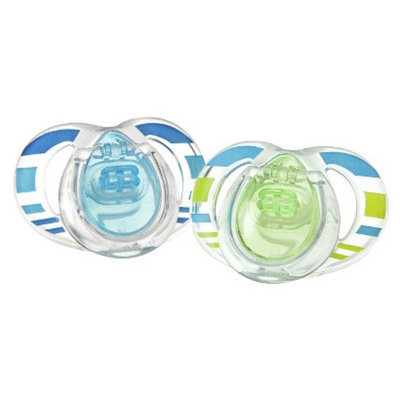 Tommee Tippee Closer To Nature Pacifier (2pk) - 6-18M