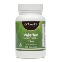 True Fit Vitamins Valerian Root Extract 4:1