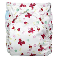 Charlie Banana Reusable Diaper 1 pack One Size - Butterfly
