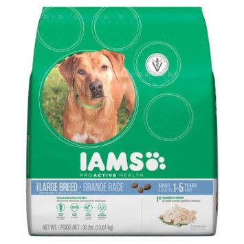 IamsA ProActive Health Large Breed Adult Dog Food
