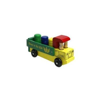 Holgate HZ674 Farm Truck Wooden Toy