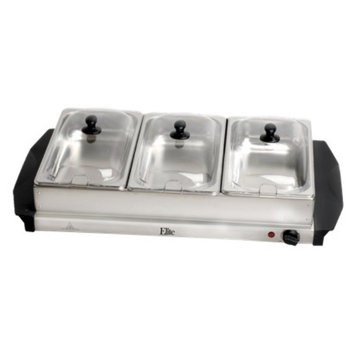 Maxi-Matic Elite Elite Platinum Stainless Steel Buffet Server