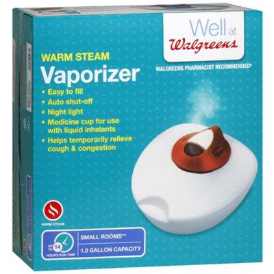 Walgreens Warm Steam Vaporizer