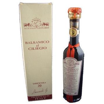 Acetaia Leonardi 20 Year Aged Cherry Balsamic Balsamico Al Ciliegio Dispensa Condimento