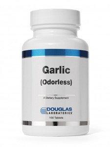 Douglas Labs Garlic (Odorless) 100 tabs