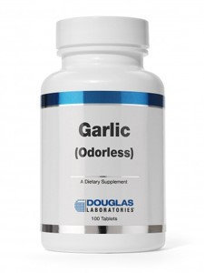 Douglas Labs Garlic (Odorless) 100 tabs