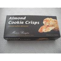 Maison Bruyere Almond Cookie Crisps, 3.2-Ounce