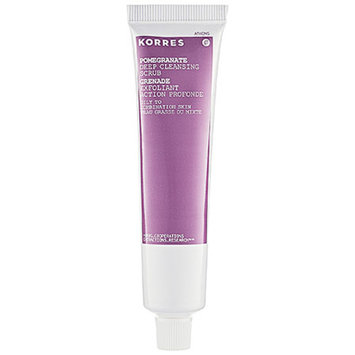 KORRES Pomegranate Deep Cleansing Scrub
