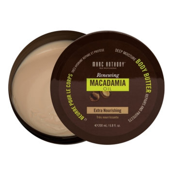Marc Anthony True Professional Body Butter, Healing Macadamia, 6.8 fl oz
