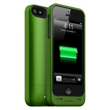 Mophie mophie Helium Mobile Phone Battery Charger for iPhone 5 - Green