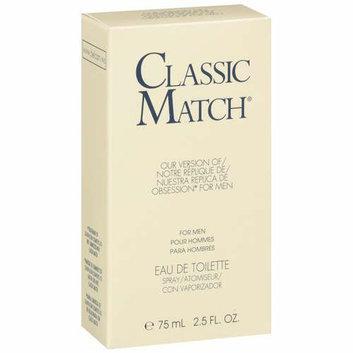 Classic Match Our Version of Obsession for Men Eau de Toilette Spray