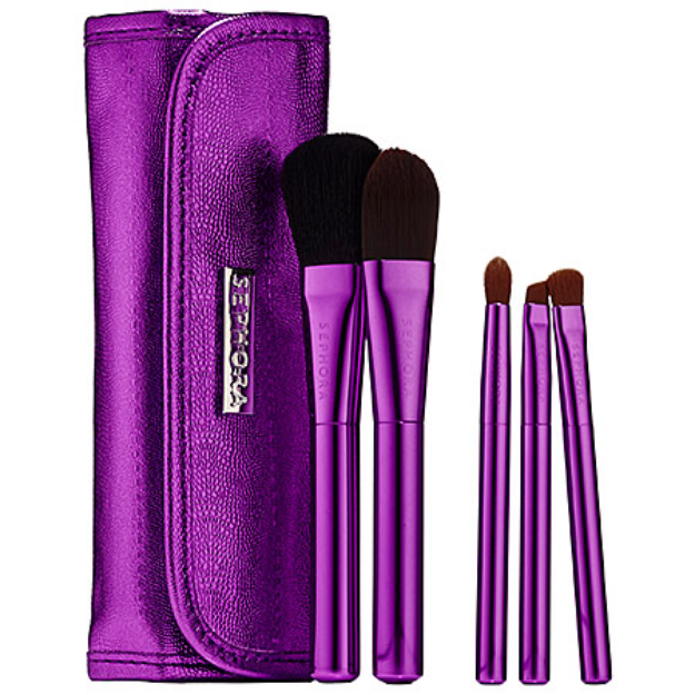 SEPHORA COLLECTION Skinny Brush Wrap Amethyst