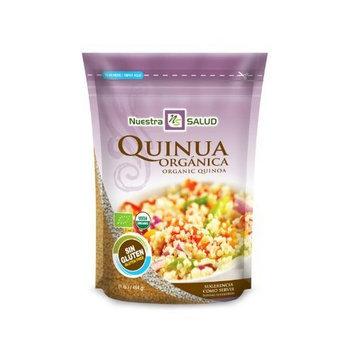 NS Nuestra Salud Discover True Health Quinua Organic Quinoa 3 Pack