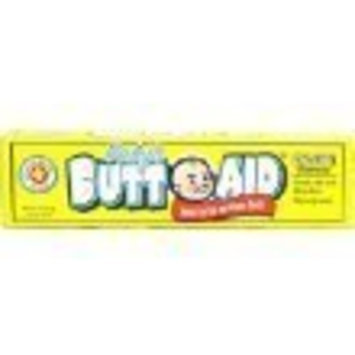 Baby's Butt Aid (1 Tube of 2 oz. 16% Zinc Oxide Diaper Rash Ointment)