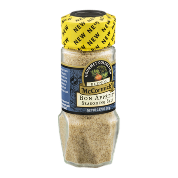 McCormick® Gourmet Collection Blends Bon Appetit Seasoning Salt