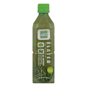 ALO Elated Aloe Plus Olive Leaf Tea - 16.9 fl oz