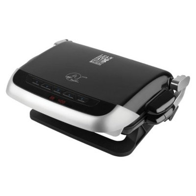 George Foreman 5-Serving Variable Temperature Multi-Plate Grill