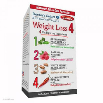 Doctors Select Weight Loss 4 90 Ct