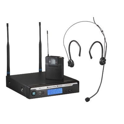 Electro-voice Electro Voice R300E UHF Headset Wireless Microphone System