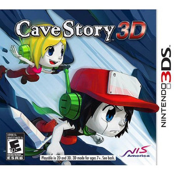 Atlus Cave Story 3D Nintendo 3DS Game NIS America