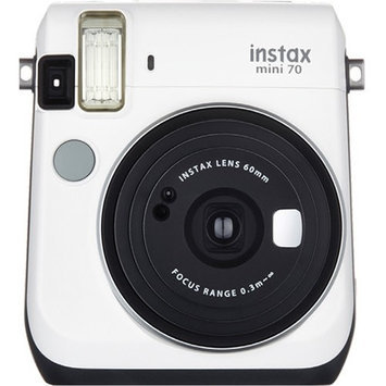 Fujifilm 16496043 INSTAX MINI 70 MOON WHITE