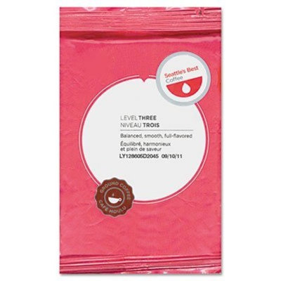 Seattle's Best Coffee SEA11008558 Level 3 Best Blend Ground Coffee (Pack of 18)