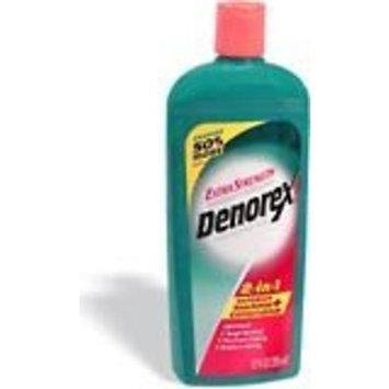 Denorex 2-In-1 Dandruff Shampoo + Conditioner, Extra Strength Dandruff Protection, 12 oz.