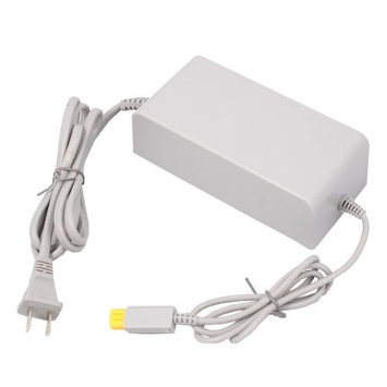 Ids Power Supply Universal 100 - 240V AC Adapter for Wii U Console US Plug
