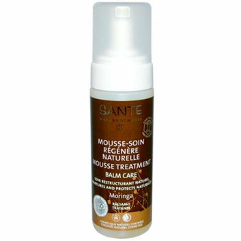 Sante Naturkosmetik Mousse Treatment Balm Care Moringa 150 ml
